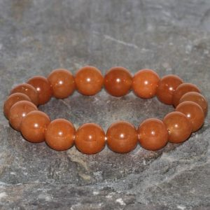 Shop Aventurine Bracelets! Orange Adventurine Bracelet 10mm Orange Aventurine Stone Bead Bracelet Handmade Orange Adventurine Beaded Stone Stack Bracelet Gift Bracelet | Natural genuine Aventurine bracelets. Buy crystal jewelry, handmade handcrafted artisan jewelry for women.  Unique handmade gift ideas. #jewelry #beadedbracelets #beadedjewelry #gift #shopping #handmadejewelry #fashion #style #product #bracelets #affiliate #ad