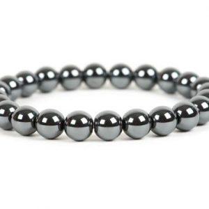 Shop Hematite Jewelry! Hematite Bracelet, Gemstone Bracelet, Unisex Bracelet, Handmade Gemstone Jewelry | Natural genuine Hematite jewelry. Buy crystal jewelry, handmade handcrafted artisan jewelry for women.  Unique handmade gift ideas. #jewelry #beadedjewelry #beadedjewelry #gift #shopping #handmadejewelry #fashion #style #product #jewelry #affiliate #ad