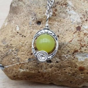 Shop Peridot Pendants! Small green Peridot pendant necklace. August birthstone. Crystal Reiki jewelry uk. Silver plated minimalist frame necklace | Natural genuine Peridot pendants. Buy crystal jewelry, handmade handcrafted artisan jewelry for women.  Unique handmade gift ideas. #jewelry #beadedpendants #beadedjewelry #gift #shopping #handmadejewelry #fashion #style #product #pendants #affiliate #ad