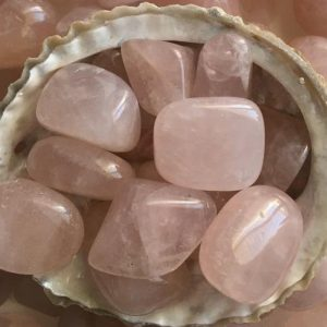 Rose Quartz Medium Healing Stone, Love Stone, Unconditional love and infinite peace,  Spiritual Stone, Meditation, Chakra Stone | Natural genuine stones & crystals in various shapes & sizes. Buy raw cut, tumbled, or polished gemstones for making jewelry or crystal healing energy vibration raising reiki stones. #crystals #gemstones #crystalhealing #crystalsandgemstones #energyhealing #affiliate #ad