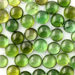 Green Tourmaline Cabochon 6mm Round – Per Stone | Natural genuine stones & crystals in various shapes & sizes. Buy raw cut, tumbled, or polished gemstones for making jewelry or crystal healing energy vibration raising reiki stones. #crystals #gemstones #crystalhealing #crystalsandgemstones #energyhealing #affiliate #ad
