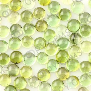 Light Green Tourmaline Cabochon 4mm Round – per stone | Natural genuine stones & crystals in various shapes & sizes. Buy raw cut, tumbled, or polished gemstones for making jewelry or crystal healing energy vibration raising reiki stones. #crystals #gemstones #crystalhealing #crystalsandgemstones #energyhealing #affiliate #ad