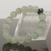 Green Calcite Bracelet, Aaa Grade Light Green Calcite Natural Gemstone Bracelet, Stacking Bracelet Healing Gemstone Jewelry | Natural genuine Gemstone jewelry. Buy crystal jewelry, handmade handcrafted artisan jewelry for women.  Unique handmade gift ideas. #jewelry #beadedjewelry #beadedjewelry #gift #shopping #handmadejewelry #fashion #style #product #jewelry #affiliate #ad