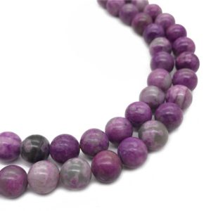 Shop Charoite Round Beads! 4x3mm Faceted Pink Glass Rondelle Beads, Glass Jewery | Natural genuine round Charoite beads for beading and jewelry making.  #jewelry #beads #beadedjewelry #diyjewelry #jewelrymaking #beadstore #beading #affiliate #ad