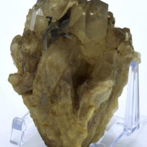 Natural Smoky Lightbrary Citrine  Cluster/ Kundalini Citrine / Congo Citrine 322 grams | Natural genuine stones & crystals in various shapes & sizes. Buy raw cut, tumbled, or polished gemstones for making jewelry or crystal healing energy vibration raising reiki stones. #crystals #gemstones #crystalhealing #crystalsandgemstones #energyhealing #affiliate #ad