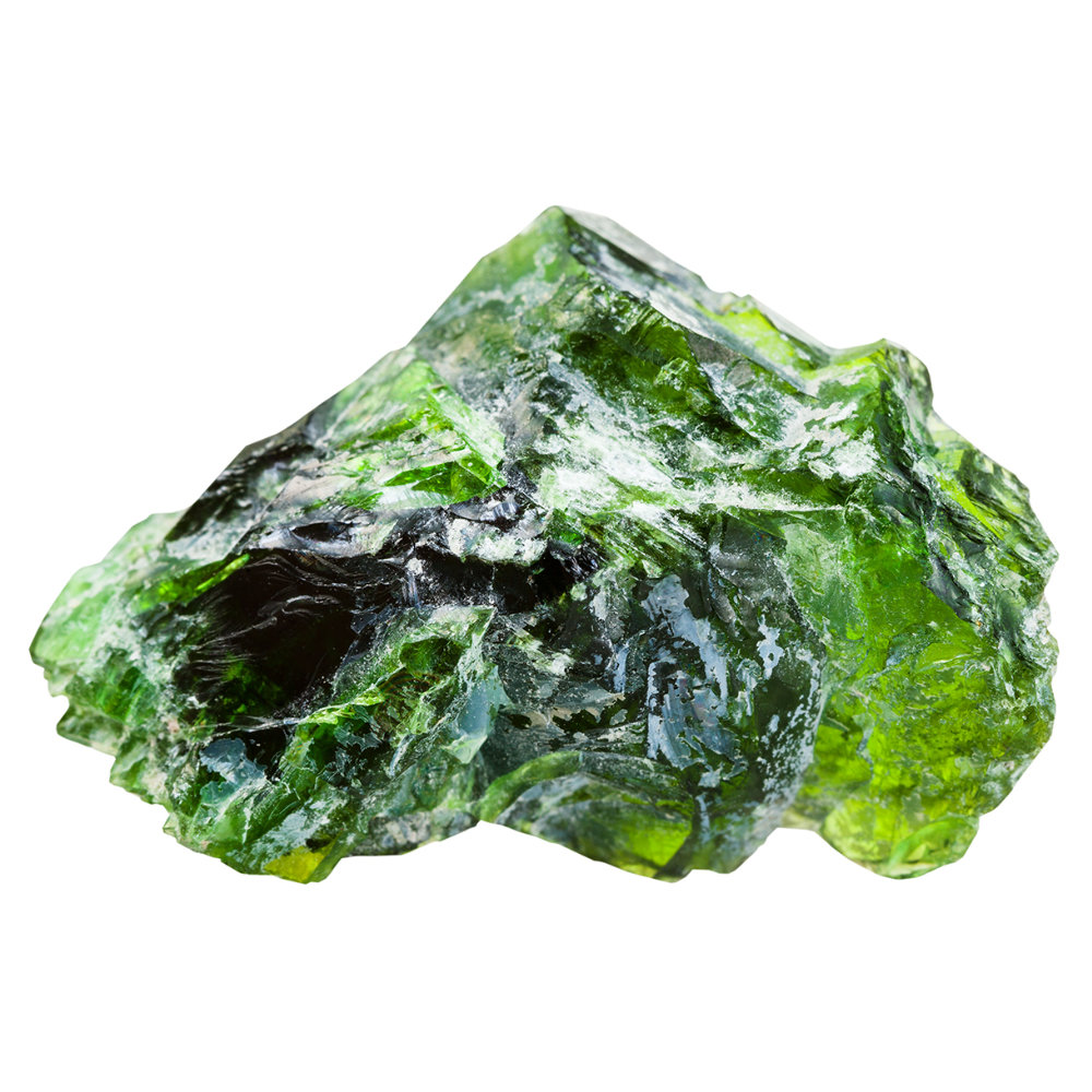 Diopside brings balance and relaxation by linking our energy field to that of the Earth. Learn more about Diopside meaning + healing properties, benefits & more. Visit to find gemstone meanings & info about crystal healing, stone powers, and chakra stones. Get some positive energy & vibes! #gemstones #crystals #crystalhealing #beadage
