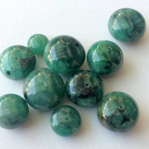 Shop Emerald Rondelle Beads! 1 Pc Emerald Plain Rondelle, Natural Huge Green Emerald Gemstone, Rare Emerald Rondelle Drilled, Original Emerald – Ausph56 | Natural genuine rondelle Emerald beads for beading and jewelry making.  #jewelry #beads #beadedjewelry #diyjewelry #jewelrymaking #beadstore #beading #affiliate #ad