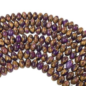 Shop Quartz Crystal Rondelle Beads! 8x5mm Mosaic Quartz Rondelle Beads, Purple Gemstone Beads, Wholesale Beads | Natural genuine rondelle Quartz beads for beading and jewelry making.  #jewelry #beads #beadedjewelry #diyjewelry #jewelrymaking #beadstore #beading #affiliate #ad