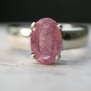 Shop Tourmaline Rings! Pink Tourmaline Ring 7.5 – Pink Tourmaline – Tourmaline Ring Size 7.5 – Pink Tourmaline – Engagement Ring Alternative Pink Tourmaline | Natural genuine Tourmaline rings, simple unique alternative gemstone engagement rings. #rings #jewelry #bridal #wedding #jewelryaccessories #engagementrings #weddingideas #affiliate #ad