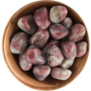 1 Pink Tourmaline Quartz – Ethically Sourced Tumbled Stone | Natural genuine stones & crystals in various shapes & sizes. Buy raw cut, tumbled, or polished gemstones for making jewelry or crystal healing energy vibration raising reiki stones. #crystals #gemstones #crystalhealing #crystalsandgemstones #energyhealing #affiliate #ad