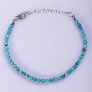 Shop Turquoise Bracelets! Ombre Turquoise Bracelet Gemstone Bracelet Turquoise Beaded Bracelet Turquoise Jewelry Gift For Wife Christmas Gift Wedding Gift | Natural genuine Turquoise bracelets. Buy handcrafted artisan wedding jewelry.  Unique handmade bridal jewelry gift ideas. #jewelry #beadedbracelets #gift #crystaljewelry #shopping #handmadejewelry #wedding #bridal #bracelets #affiliate #ad