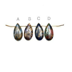 Shop Amethyst Bead Shapes! New,Goldblue Quartz Tear Drop 15x30mm, Blue Beads, Dark Blue, Amethyst Beads, Multi-Color, Drop Beads, Earring Beads, Pendants, Blue Quartz | Natural genuine other-shape Amethyst beads for beading and jewelry making.  #jewelry #beads #beadedjewelry #diyjewelry #jewelrymaking #beadstore #beading #affiliate #ad