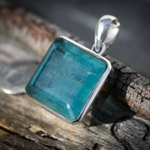 Shop Aquamarine Pendants! Aquamarine pendant ~ Aquamarine and Sterling Silver pendant ~ Aquamarine March birthstone – Aquamarine Pendant – Aquamarine Necklace | Natural genuine Aquamarine pendants. Buy crystal jewelry, handmade handcrafted artisan jewelry for women.  Unique handmade gift ideas. #jewelry #beadedpendants #beadedjewelry #gift #shopping #handmadejewelry #fashion #style #product #pendants #affiliate #ad