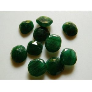 Shop Aventurine Cabochons! 6 Pieces 14mm To 15mm Each Green Natural Aventurine Rose Cut Loose Cabochon RS18 | Natural genuine stones & crystals in various shapes & sizes. Buy raw cut, tumbled, or polished gemstones for making jewelry or crystal healing energy vibration raising reiki stones. #crystals #gemstones #crystalhealing #crystalsandgemstones #energyhealing #affiliate #ad
