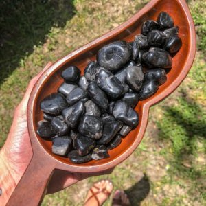 Shop Onyx Stones & Crystals! Black onyx, Tumbled black onyx, Black onyx tumbled, Meditation stones, Tumbled stone, Tumbled stones | Natural genuine stones & crystals in various shapes & sizes. Buy raw cut, tumbled, or polished gemstones for making jewelry or crystal healing energy vibration raising reiki stones. #crystals #gemstones #crystalhealing #crystalsandgemstones #energyhealing #affiliate #ad