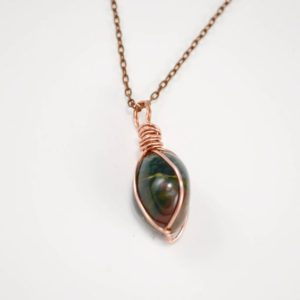 Shop Bloodstone Necklaces! Bloodstone Necklace, Wire Wrapped Bloodstone Necklace,  Heart Chakra Healing Necklace, Reiki Healing Stone Necklace | Natural genuine Bloodstone necklaces. Buy crystal jewelry, handmade handcrafted artisan jewelry for women.  Unique handmade gift ideas. #jewelry #beadednecklaces #beadedjewelry #gift #shopping #handmadejewelry #fashion #style #product #necklaces #affiliate #ad