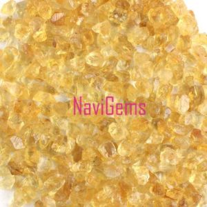 Shop Citrine Beads! AAA Quality 50 Pieces Natural Citrine Rough,Loose Gemstone,6-8 MM Approx,Citrine Loose Rough,Natural Rough,Making Jewelry,Wholesale Price | Natural genuine beads Citrine beads for beading and jewelry making.  #jewelry #beads #beadedjewelry #diyjewelry #jewelrymaking #beadstore #beading #affiliate #ad