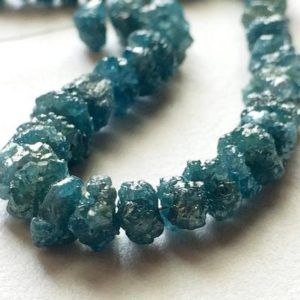 Shop Raw & Rough Diamond Beads! 4-5.5mm Blue Diamonds, Blue Rough Diamonds, Blue Raw Uncut Diamond Beads, Conflict Free Blue Raw Diamond For Jewelry (5Pc To 10Pc) – DDP221 | Natural genuine beads Diamond beads for beading and jewelry making.  #jewelry #beads #beadedjewelry #diyjewelry #jewelrymaking #beadstore #beading #affiliate #ad