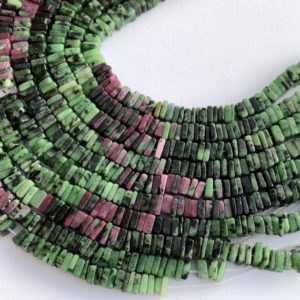 Shop Ruby Zoisite Chip & Nugget Beads! Gorgeous ruby zoisite chips | Natural genuine chip Ruby Zoisite beads for beading and jewelry making.  #jewelry #beads #beadedjewelry #diyjewelry #jewelrymaking #beadstore #beading #affiliate #ad