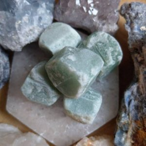 Shop Raw & Rough Aventurine Stones! green Aventurine raw chunks approx 30mm lucky stone spiritual support crystal healing | Natural genuine stones & crystals in various shapes & sizes. Buy raw cut, tumbled, or polished gemstones for making jewelry or crystal healing energy vibration raising reiki stones. #crystals #gemstones #crystalhealing #crystalsandgemstones #energyhealing #affiliate #ad