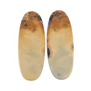 Shop Jasper Cabochons! Pair Maligano Jasper Cabochon   Designer Natural Stone for Jewelry Maligano (60 ct, 45 mm x 16 mm x 4 mm)   Natural genuine stones & crystals in various shapes & sizes. Buy raw cut, tumbled, or polished gemstones for making jewelry or crystal healing energy vibration raising reiki stones. #crystals #gemstones #crystalhealing #crystalsandgemstones #energyhealing #affiliate #ad