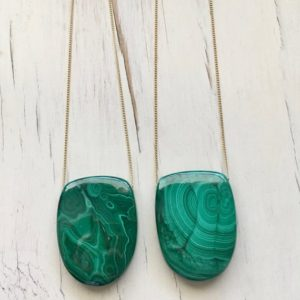 Shop Malachite Jewelry! Malachite Necklace Malachite Jewelry Pendant Necklace Gemstone Jewelry | Natural genuine Malachite jewelry. Buy crystal jewelry, handmade handcrafted artisan jewelry for women.  Unique handmade gift ideas. #jewelry #beadedjewelry #beadedjewelry #gift #shopping #handmadejewelry #fashion #style #product #jewelry #affiliate #ad