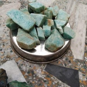 Shop Raw & Rough Amazonite Stones! Natural amazonite raw stone amazonite palm size  rough fine colour and quality semiprecious loose gemstone for jewelry making pendant gemAAA | Natural genuine stones & crystals in various shapes & sizes. Buy raw cut, tumbled, or polished gemstones for making jewelry or crystal healing energy vibration raising reiki stones. #crystals #gemstones #crystalhealing #crystalsandgemstones #energyhealing #affiliate #ad