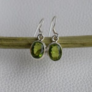 Shop Peridot Jewelry! Natural Peridot Earrings- Handmade Silver Earrings-Green Gemstone Earrings-925 Sterling Silver Earrings -Gift for her-Dangle Drop Earrings | Natural genuine Peridot jewelry. Buy crystal jewelry, handmade handcrafted artisan jewelry for women.  Unique handmade gift ideas. #jewelry #beadedjewelry #beadedjewelry #gift #shopping #handmadejewelry #fashion #style #product #jewelry #affiliate #ad
