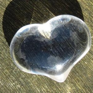 Shop Quartz Shapes! Clear Quartz/Rock Crystal Puffy Heart, Pocket, Healing Worry Stone! | Natural genuine stones & crystals in various shapes & sizes. Buy raw cut, tumbled, or polished gemstones for making jewelry or crystal healing energy vibration raising reiki stones. #crystals #gemstones #crystalhealing #crystalsandgemstones #energyhealing #affiliate #ad