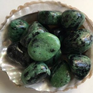 Ruby Zoisite Medium Tumbled Healing Stones,Healing Stone, Healing Crystal, Meditation | Natural genuine stones & crystals in various shapes & sizes. Buy raw cut, tumbled, or polished gemstones for making jewelry or crystal healing energy vibration raising reiki stones. #crystals #gemstones #crystalhealing #crystalsandgemstones #energyhealing #affiliate #ad