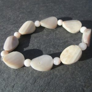 Shop Pink Calcite Jewelry! Tiffany Stone Manganoan Calcite Bracelet: Researching | Natural genuine Pink Calcite bracelets. Buy crystal jewelry, handmade handcrafted artisan jewelry for women.  Unique handmade gift ideas. #jewelry #beadedbracelets #beadedjewelry #gift #shopping #handmadejewelry #fashion #style #product #bracelets #affiliate #ad