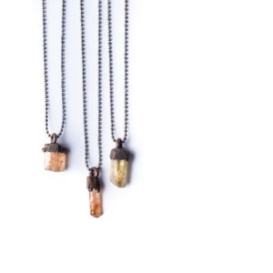 Shop Topaz Necklaces! Raw Topaz Necklace | Topaz crystal necklace | Imperial Topaz necklace | Raw Topaz crystal necklace | Natural genuine Topaz necklaces. Buy crystal jewelry, handmade handcrafted artisan jewelry for women.  Unique handmade gift ideas. #jewelry #beadednecklaces #beadedjewelry #gift #shopping #handmadejewelry #fashion #style #product #necklaces #affiliate #ad