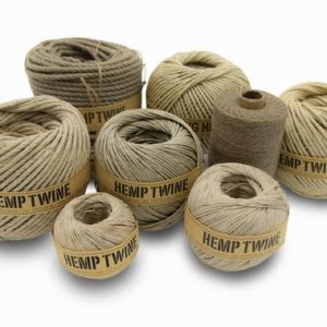 100% Hemp Twine – Different Sizes! | Shop jewelry making and beading supplies, tools & findings for DIY jewelry making and crafts. #jewelrymaking #diyjewelry #jewelrycrafts #jewelrysupplies #beading #affiliate #ad