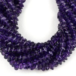 "Shop Amethyst Bead Shapes! Natural Blue Amethyst,Twisted Square Amethyst,5-7mm Bead,Smooth Amethyst,Natural Amethyst,Blue Amethyst,Gemstone Amethyst,Amethyst, 10"" Long 