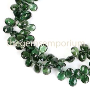 Shop Apatite Bead Shapes! Green Apatite Faceted Pears Beads, Green Apatite Pears Side Drill Bead, Apatite Pears Beads, Apatite Fancy Shape Beads, Green Apatite Beads | Natural genuine other-shape Apatite beads for beading and jewelry making.  #jewelry #beads #beadedjewelry #diyjewelry #jewelrymaking #beadstore #beading #affiliate #ad