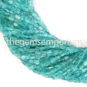 Shop Apatite Bead Shapes! Apatite Plain Long Square Box, Smooth Gemstone Beads, Plain Beads, Natural Gemstone Beads, Natural Plain Beads, AA Quality | Natural genuine other-shape Apatite beads for beading and jewelry making.  #jewelry #beads #beadedjewelry #diyjewelry #jewelrymaking #beadstore #beading #affiliate #ad