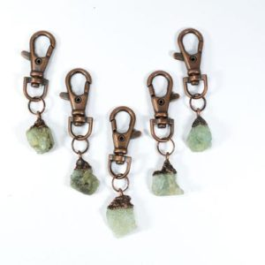Aquamarine keychain | Raw crystal keychain | Aquamarine crystal key clip | Raw Aquamarine keychain | Rough stone key chain | raw stone gift | Natural genuine stones & crystals in various shapes & sizes. Buy raw cut, tumbled, or polished gemstones for making jewelry or crystal healing energy vibration raising reiki stones. #crystals #gemstones #crystalhealing #crystalsandgemstones #energyhealing #affiliate #ad
