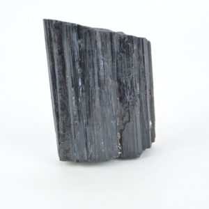 Shop Raw & Rough Black Tourmaline Stones! Rough Black Tourmaline Specimen Piece | Natural genuine stones & crystals in various shapes & sizes. Buy raw cut, tumbled, or polished gemstones for making jewelry or crystal healing energy vibration raising reiki stones. #crystals #gemstones #crystalhealing #crystalsandgemstones #energyhealing #affiliate #ad