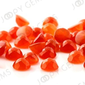 Shop Carnelian Cabochons! Carnelian Rose Cut Cabochon 8mm Round – Per Stone | Natural genuine stones & crystals in various shapes & sizes. Buy raw cut, tumbled, or polished gemstones for making jewelry or crystal healing energy vibration raising reiki stones. #crystals #gemstones #crystalhealing #crystalsandgemstones #energyhealing #affiliate #ad