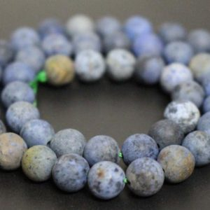 Shop Dumortierite Beads! Matte Sunset Dumortierite Smooth and Round  Beads,6mm/8mm/10mm/12mm Gemstone Wholesale Beads Supply,15 inches one starand | Natural genuine round Dumortierite beads for beading and jewelry making.  #jewelry #beads #beadedjewelry #diyjewelry #jewelrymaking #beadstore #beading #affiliate #ad