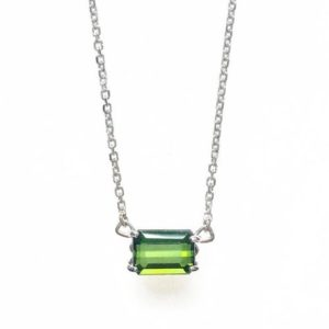 Shop Green Tourmaline Pendants! Green Tourmaline Pendant | Natural genuine Green Tourmaline pendants. Buy crystal jewelry, handmade handcrafted artisan jewelry for women.  Unique handmade gift ideas. #jewelry #beadedpendants #beadedjewelry #gift #shopping #handmadejewelry #fashion #style #product #pendants #affiliate #ad