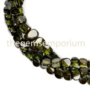 Shop Green Tourmaline Beads! Green Tourmaline Three Step Cut Beads, Green Tourmaline Fancy Shape Beads, tourmaline Three Step Cut Beads, green Tourmaline Beads, tourmaline | Natural genuine other-shape Green Tourmaline beads for beading and jewelry making.  #jewelry #beads #beadedjewelry #diyjewelry #jewelrymaking #beadstore #beading #affiliate #ad