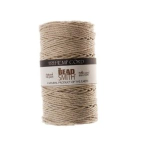 Shop Hemp Twine! Hemp Twine Bead Cord 2mm 197 Feet NATURAL, High Quality Hemp Cord For General Use In Crafting, Also Can Be Used For Hemp Jewelry Necklaces | Shop jewelry making and beading supplies, tools & findings for DIY jewelry making and crafts. #jewelrymaking #diyjewelry #jewelrycrafts #jewelrysupplies #beading #affiliate #ad