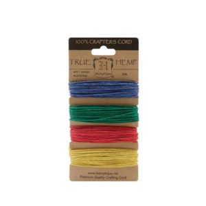 Shop Hemp Twine! Hemp Twine Bead Cord Spool, Bakers Twine, 1mm thick, 119 Feet Long, 20-Pound, Topaz | Shop jewelry making and beading supplies, tools & findings for DIY jewelry making and crafts. #jewelrymaking #diyjewelry #jewelrycrafts #jewelrysupplies #beading #affiliate #ad
