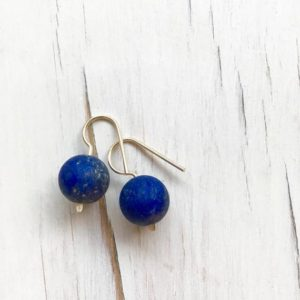 Shop Lapis Lazuli Earrings! Lapis Earring Lapis Dangle Earring Lapis Jewelry Lapis Drop Gemstone Jewelry | Natural genuine Lapis Lazuli earrings. Buy crystal jewelry, handmade handcrafted artisan jewelry for women.  Unique handmade gift ideas. #jewelry #beadedearrings #beadedjewelry #gift #shopping #handmadejewelry #fashion #style #product #earrings #affiliate #ad