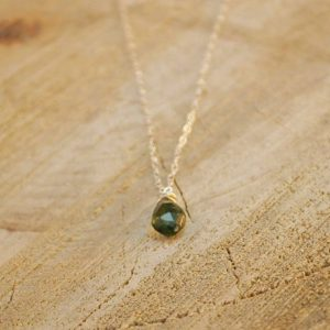 Shop Green Tourmaline Necklaces! October Birthstone Necklace Green Tourmaline Necklace Green Tourmaline Briolette Necklace October Necklace Birthstone Jewelry Birthday Gift   Natural genuine Green Tourmaline necklaces. Buy crystal jewelry, handmade handcrafted artisan jewelry for women.  Unique handmade gift ideas. #jewelry #beadednecklaces #beadedjewelry #gift #shopping #handmadejewelry #fashion #style #product #necklaces #affiliate #ad