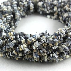 """Shop Opal Chip & Nugget Beads! 16"""" Long Natural Dendritic Opal Chips Beads,Uncut Beads,Opal Beads,6-9 MM,Jewelry Making,Polished Smooth Beads,Gemstone ,Wholesale Price 
