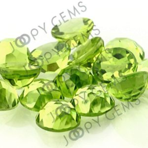 Peridot Rose Cut Cabochon 6mm Round – per stone | Natural genuine stones & crystals in various shapes & sizes. Buy raw cut, tumbled, or polished gemstones for making jewelry or crystal healing energy vibration raising reiki stones. #crystals #gemstones #crystalhealing #crystalsandgemstones #energyhealing #affiliate #ad