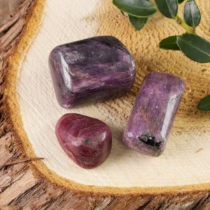 Shop Tumbled Ruby Crystals & Pocket Stones! RUBY Tumbled Stones – Unique Gift, Meditation Stone, Housewarming Gift, Healing Crystals and Stones E0856 | Natural genuine stones & crystals in various shapes & sizes. Buy raw cut, tumbled, or polished gemstones for making jewelry or crystal healing energy vibration raising reiki stones. #crystals #gemstones #crystalhealing #crystalsandgemstones #energyhealing #affiliate #ad