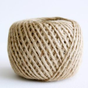 Shop Hemp Twine! Rustic Hemp Twine Spool 60m (196 ft) Natural Environmentally Friendly | Shop jewelry making and beading supplies, tools & findings for DIY jewelry making and crafts. #jewelrymaking #diyjewelry #jewelrycrafts #jewelrysupplies #beading #affiliate #ad
